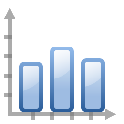 Actions-office-chart-bar-icon